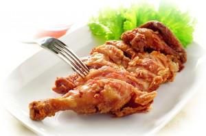 ไก่ทอดพงหลี